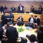 VII Certame Galego de Bandas - Preparando o instrumental