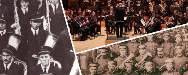 """Pasada ya la primera mitad del Siglo XIX, varios músicos de una pequeña localidad coruñesa comenzaron un proyecto al que los vecinos llamaron """"la música..."""